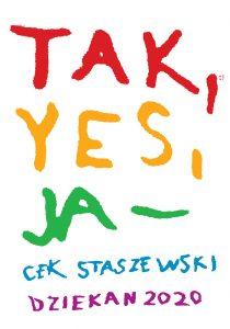 Projekt plakatu: Ryszard Kajzer